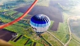 Яка дальність польоту на повітряній кулі?