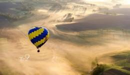 Політ на повітряній кулі у Львові - оригінальний подарунок